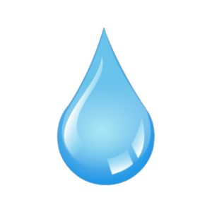 Water drop icon for Why Soul Float Studio Calgary section